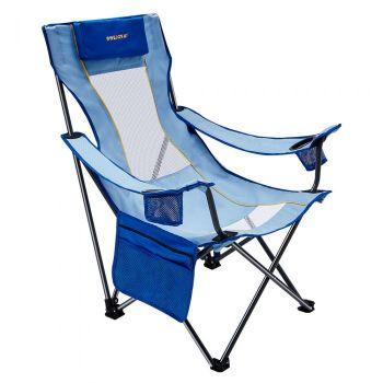 WEJOY Folding Mesh Back Beach Chair WF1907
