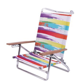 WeJoy 5-position Reclining Beach Chair